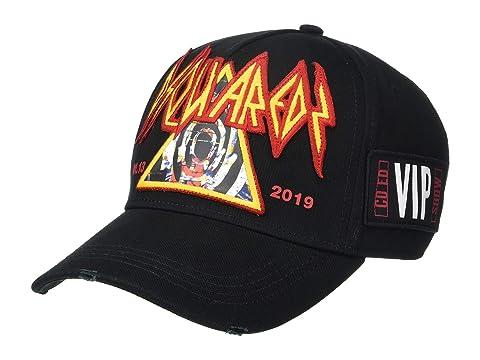 DSQUARED2 Heavy Metal Baseball Cap