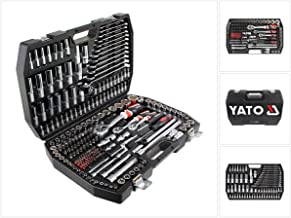 Yato Yt-14431/ 8/pcs /Jeu de douilles 1//4