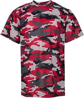 2181 - Youth Camo Short Sleeve T-Shirt