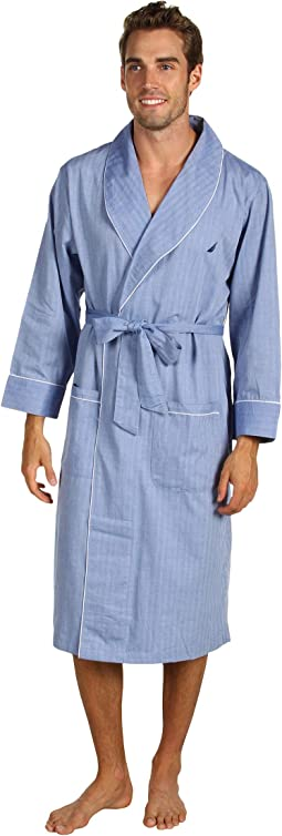 Captain's Herringbone Robe