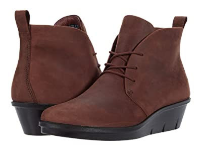 ECCO Skyler Chukka Boot (Chocolate) Women