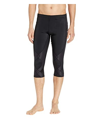 CW-X 3/4 Stabilyx Tights (Black) Men