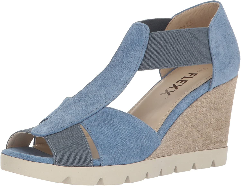 The Flexx Womens Lotto Wedge Sandal