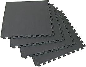 66fit In elkaar grijpende matten x 4 stuks - Home Gym Garage Vloer Yoga Fitness Oefening