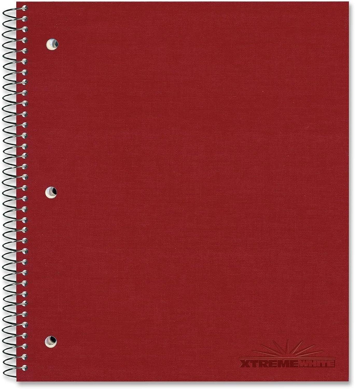 Subject Wirebound Wirebound Wirebound Notebook, College Margin Rule, Ltr, WE, 80 Sheets Pad B0017TMAU6   Reichlich Und Pünktliche Lieferung  88332b