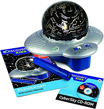 Discovery Kids Planetarium STEM Activity