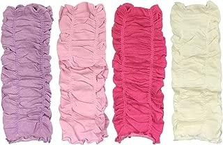 Set of 6 Allydrew Playtime Ankle Socks for Kids Leopard and Owl Medium