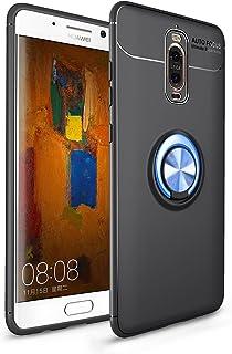جراب XINKO لهاتف Huawei Honor Mate 9 Pro، PC TPU 2 في 1 Ultra Silm Cover Ring bracket [نحيف] [مضاد للخدش] [امتصاص الصدمات]...