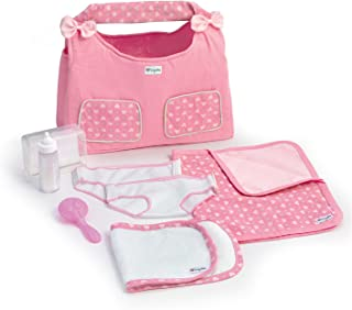 The Ashton-Drake Galleries Diaper Bag Baby Doll Accessory Set for So Truly Mine Baby Doll by