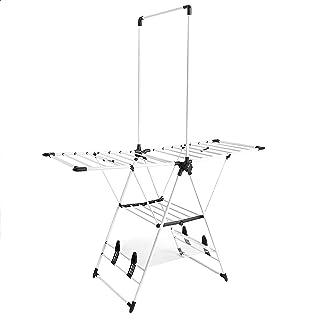 Amazon Basics Étendoir à linge Gullwing avec structures de suspension