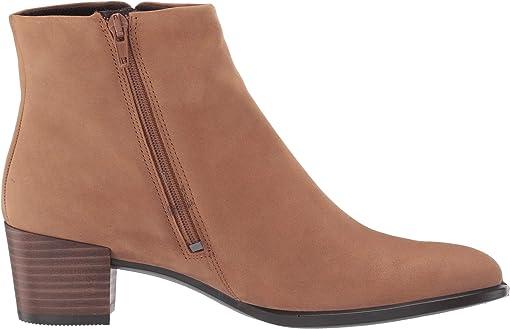 Camel Nubuck Leather