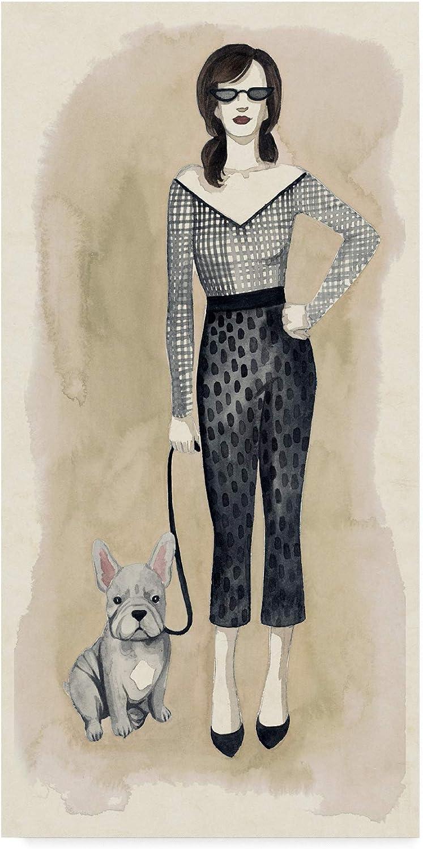 Trademark Fine Art The Best Accessory III by Grace Popp, 10x19