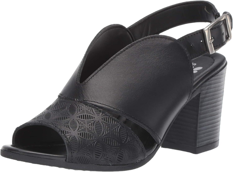 Spring Step Women's Darings Leather Slingback Sandal