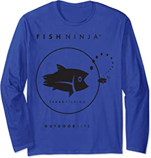 Cool Fishing Shirt Long Sleeve T-Shirt
