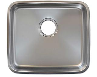 【日本製】Eキッチン SHシリーズ ステンレスシンク(アンダーマウント) 450S (450X400)