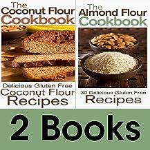 Gluten-free Flour Book Package: The Coconut Flour Cookbook & The Almond Flour Cookbook (English Edition)
