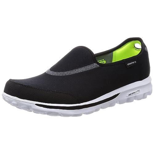 aa39338ea0626 Skechers Performance Women's Go Walk Impress Memory Foam Slip-On Walking  Shoe