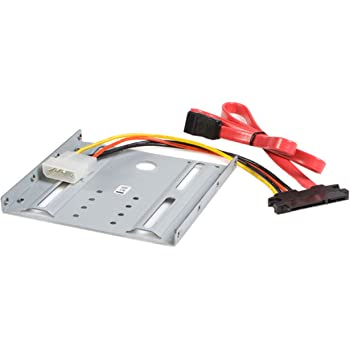 "3.5/"" to 2.5/"" SSD//Hard Drive Drive Bay Adapter Mounting Bracket Converter  BH"
