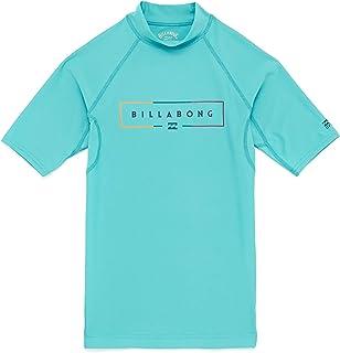 Billabong Unity Ss Boy Boys Rash Vest