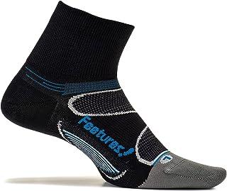 Feetures, Elite Ultra Light - Quarter - Calcetines deportivos para correr para hombre y mujer
