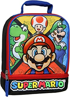 Best super mario insulated lunch bag Reviews