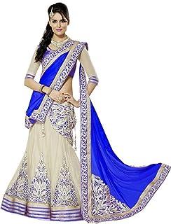 3e1739fbff Amazon.in: ₹500 - ₹750 - Lehenga Cholis / Ethnic Wear: Clothing ...