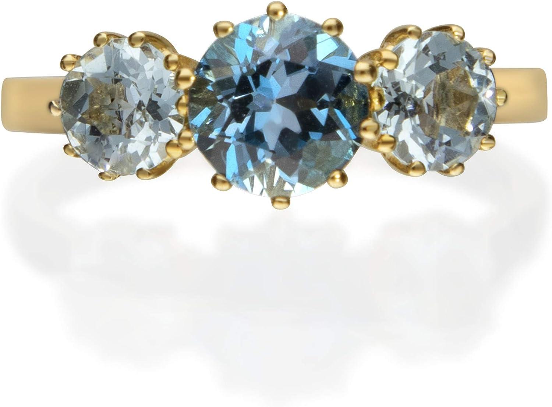Gin Grace 10K 激安通販専門店 Yellow Gold Real Genuine I1 大人気 Ring with Diamond