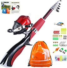 Best childs fishing pole Reviews
