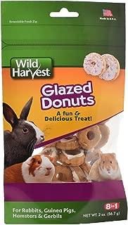 Wild Harvest Glazed Donuts Small Animal Treats, 2.2-Ounce (Wh-83524)