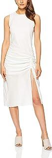 THIRD FORM Women's Straight Out MIDI Dress, White
