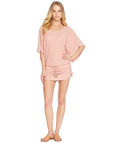 Luli Fama Cosita Buena South Beach Dress Cover-Up (Rosa) Women