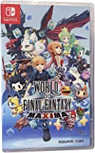 World of Final Fantasy Maxima - Nintendo Switch