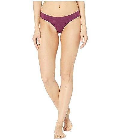 Smartwool Merino Seamless Bikini (Sangria) Women