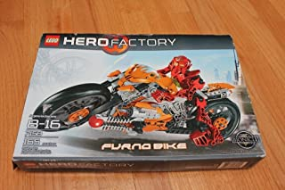 T & Y Shop Hero Factory Furno Bike # 7158 Mini-figures Lego Toys.