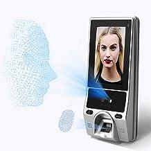 Time Clocks for Employees Small Business, Biometric Fingerprint Time Attendance Terminal Clock Machine For Palm, Fingerpri...