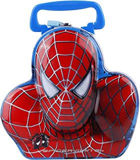 Piggy Bank with Lock and Keys Spiderman Spider Man Spiderman End Party