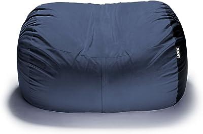Marvelous Amazon Com Big Joe 98 Inch Bean Bag Limo Black 641602 Alphanode Cool Chair Designs And Ideas Alphanodeonline