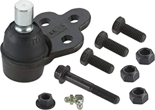 AutoShack CK621PR 2 Ball Joints Front Lower Kit Fits Driver and Passenger Side