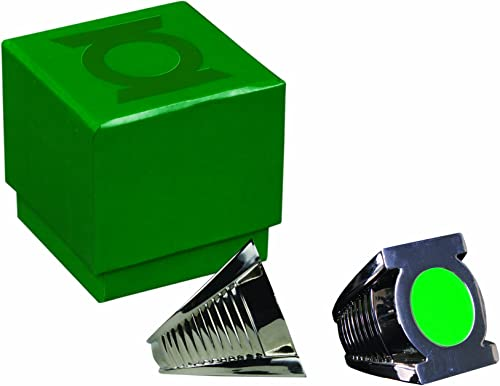 DC Comics Replik 1 1 Grün Lantern Honor Guard Ring