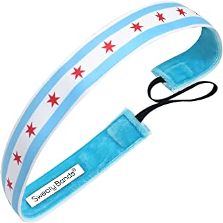 Best chicago flag headband Reviews