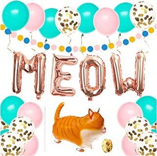 Best cat balloons party Reviews