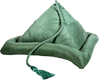 Hog Wild 62004 Peeramid Bookrest Soft Pillow Book Holder for Hands-Free Reading, One Size, Sage Green