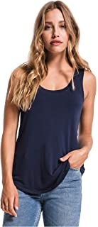 Z Supply Clothing Womens The Premium Sleek Jersey Tank