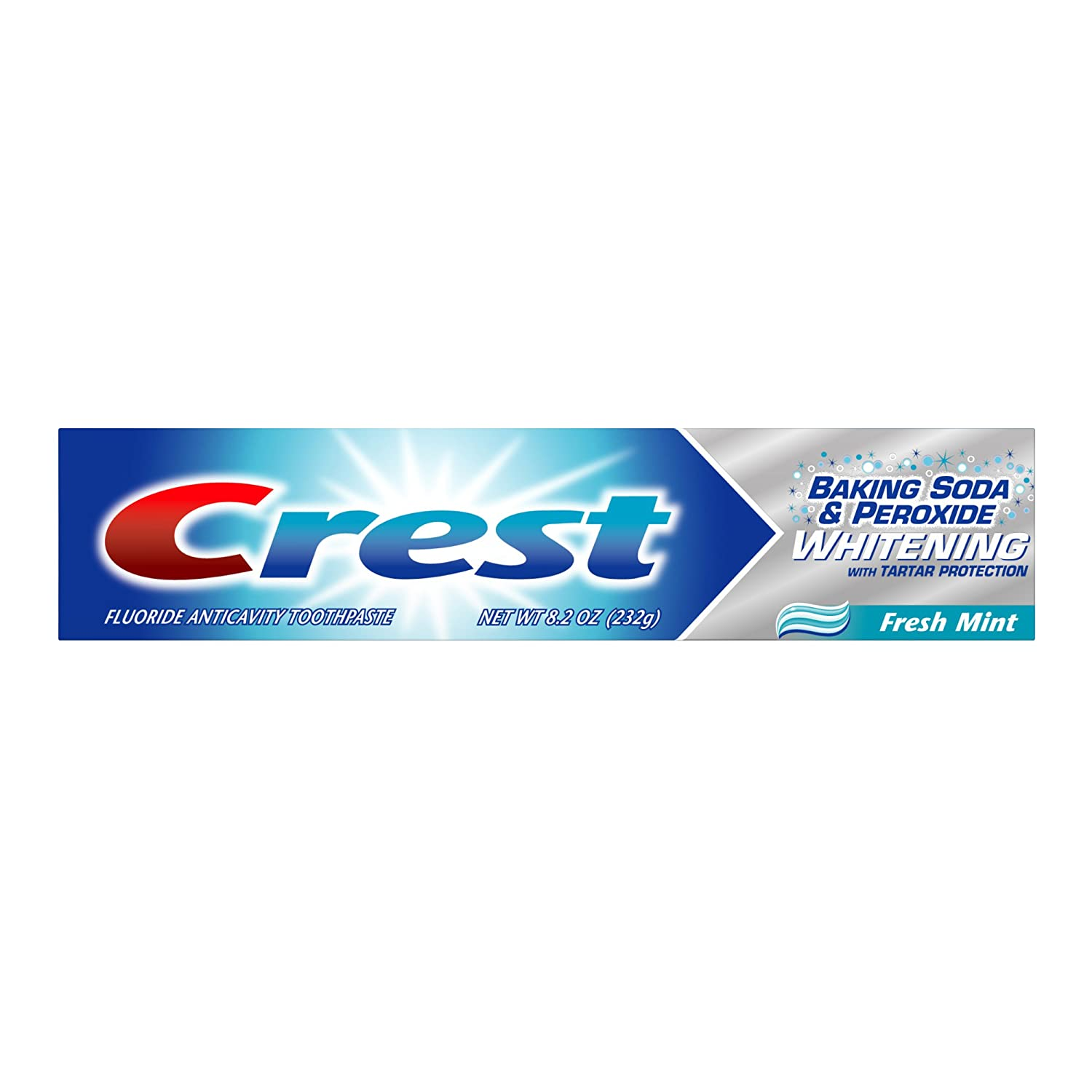 Crest Baking Fixed price for sale Soda And Peroxide Whitening Popular Protection Tartar With