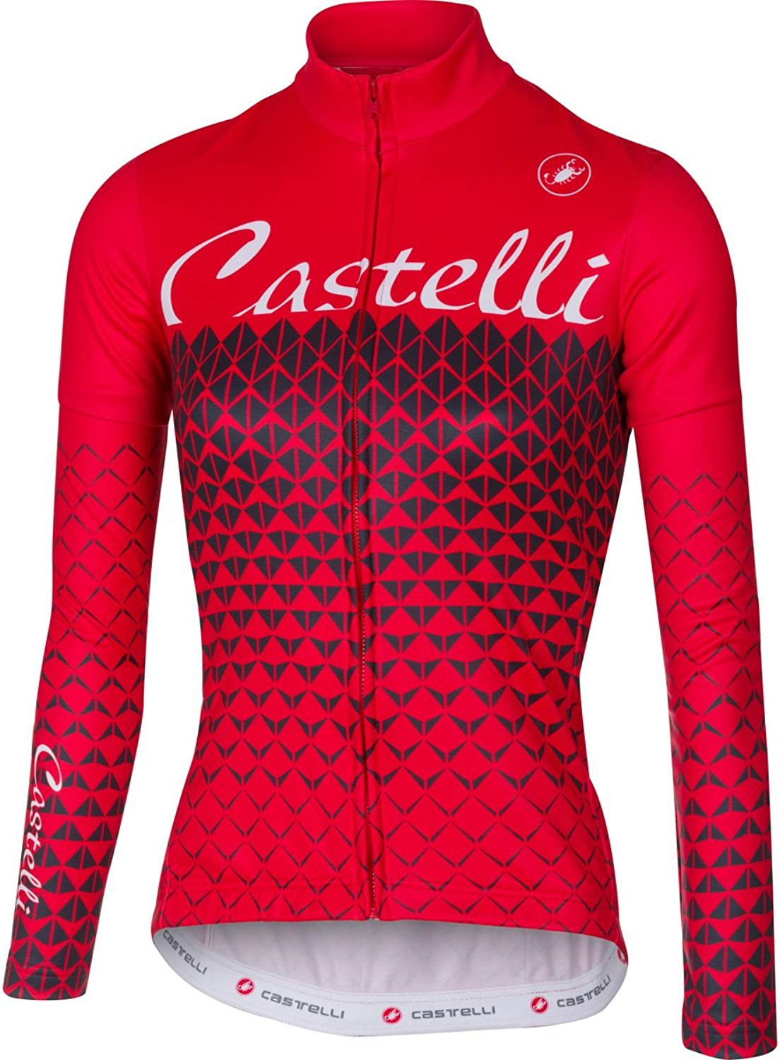 Castelli Women's Ciao Jersey  Red