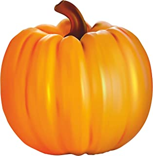 Elite Holiday Products 25 Thanksgiving Pumpkin Placemats Large 17 X 17 for Dinner & Dining Table Décor – Pumpkin Shaped Paper Place mats for Fall, Autumn Harvest Tablecloth Crafts Home Decorations