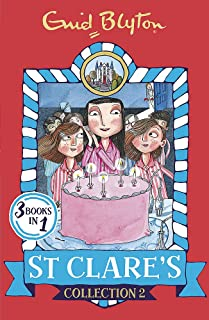 St Clare's Collection 2: Books 4-6