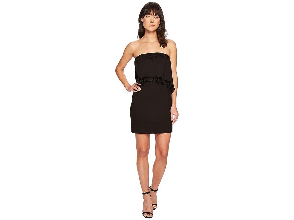 Trina Turk Bumble Dress (Black) Women