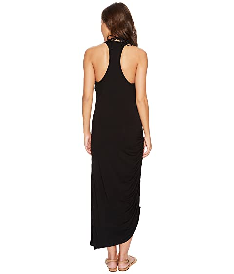 Cover Cole Dress Negro Kenneth B Midi D Up Racerback L PwRqR1AT