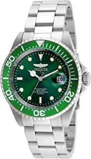 Invicta 24947 Pro Diver Orologio da Unisex acciaio inossidabile Quarzo quadrante verde